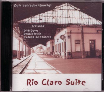 CD Dom Salvador - Rio Claro Suite
