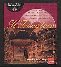 CD Opera Il Trovatore (Rev. Edition)