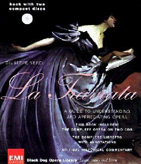 CD Opera La Traviata (Rev. Edition)