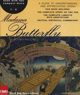 CD Opera Madama Butterfly (Rev. Edition)