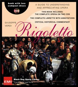 CD Opera Rigoletto