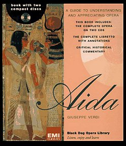 CD Opera  Aida (Rev. Edition)