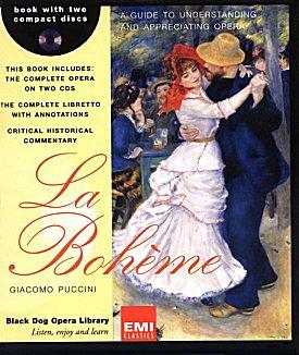 CD Opera La Boheme (Rev. Edition)