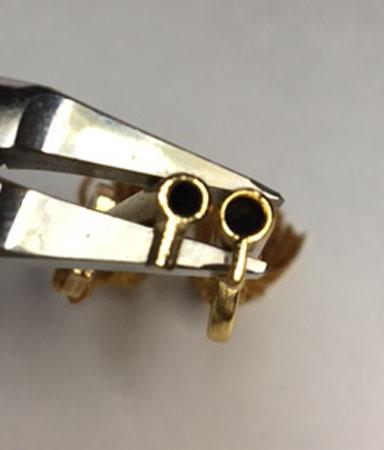 comparison of locking keys - opening and bit