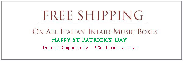 Free Shipping For a Happy St Patrick's Day 2020
