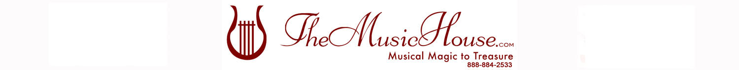 Let our Music House Shop at TheMusicHouse.com help you celebrate all of your occasions!