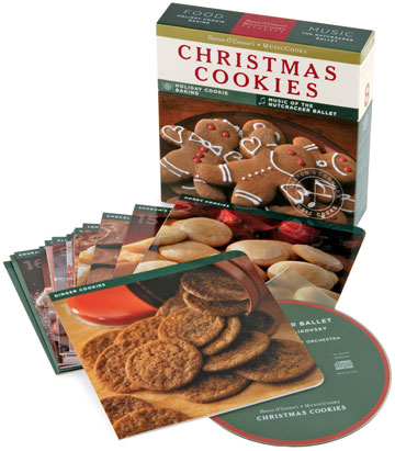 Music Cooks Christmas Cookies #8