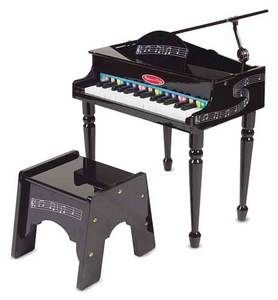 Children's Grand Piano from Melissa and Doug