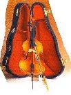 Miniature Upright Bass 5