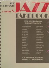 The Ultimate Jazz Fake Book -  C, Bb, or Eb