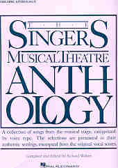Singers Musical Theatre Anthology Series