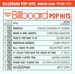 BILLBOARD WINTER 2000 (POP M/F/)  PSCDG1474