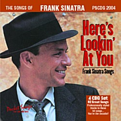 Here 39 s lookin 39 at you frank sinatra set of 4 cd 39 s pscdg2004 for House music 2004