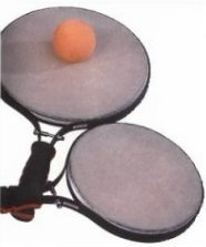 Remo Paddle Drum 2 piece Set 8 and 10