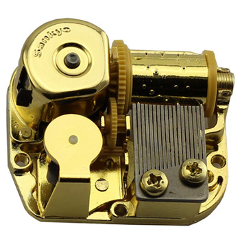 1.18 Sankyo Gold Movement (Mechanism)