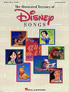 Treasury of Disney Songs - Updated Edition