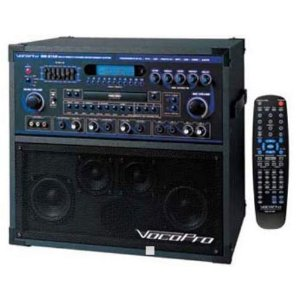 Karaoke Machine - VocoPro II Gig Star