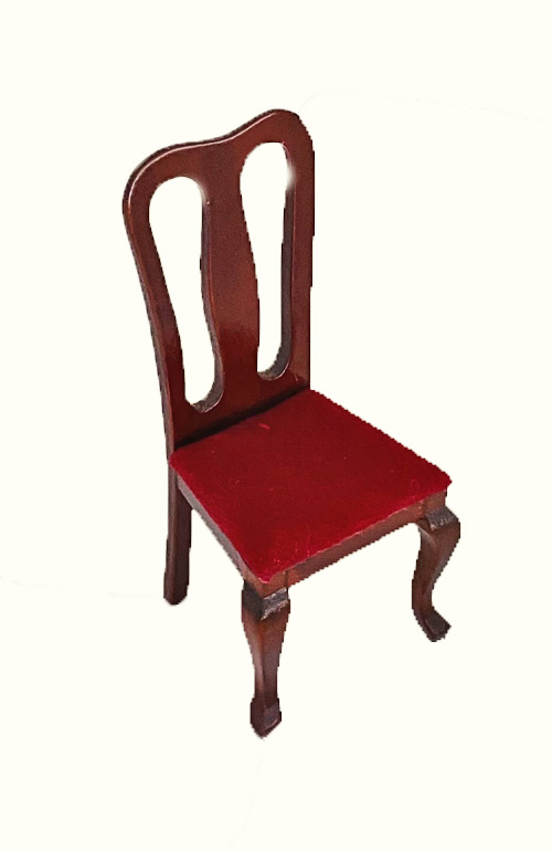 Doll House Chair For Miniature Music Stand
