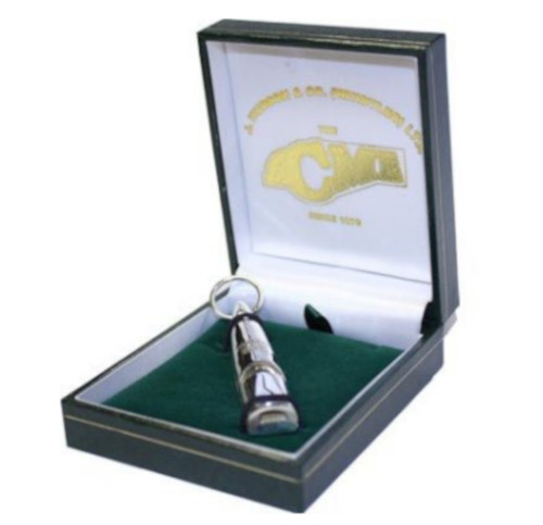 Acme Sterling Silver Dog Whistle in Presentation Box