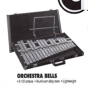 Orchestra Bells - 2 1/2 octave