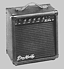 Amp - Dean Markley 15 watt