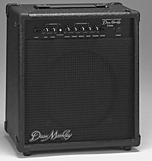 Amp - Dean Markley 17 Watt Overdrive