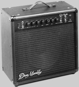 Amp - Dean Markley 60 Watt