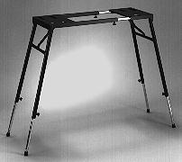 Stageline Keyboard Stand  (adjustable width -  folding)