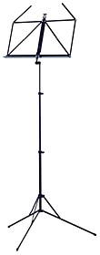 Music Stand - K&M 10100 (black or nickel)