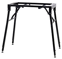 K and M Professional Keyboard Stand - Table-Style