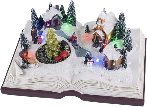 Animated Storybook by Mr Christmas