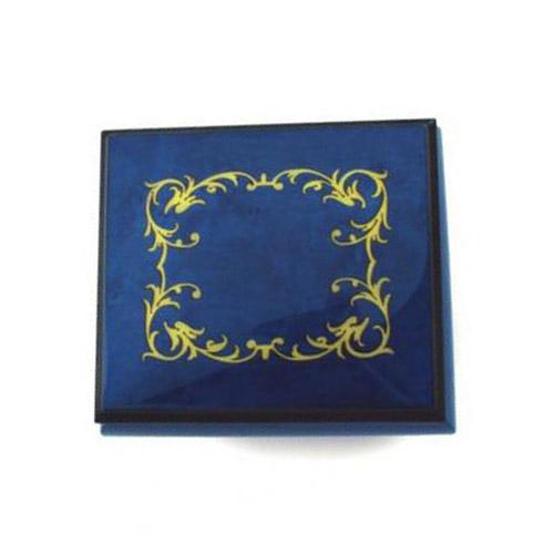 Arabesque Music Box Blue
