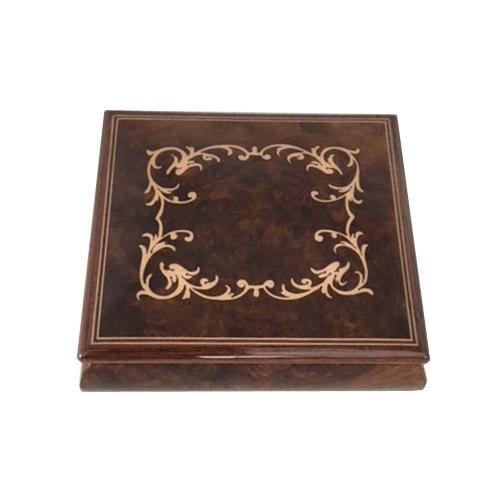 Arabesque Music Box Walnut