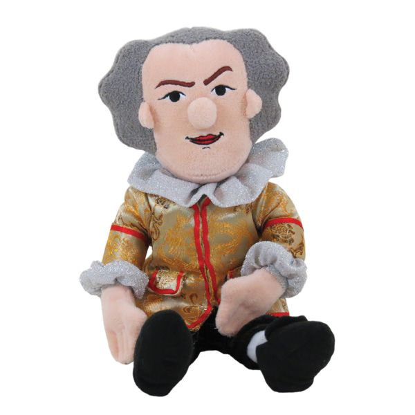 Bach Little Thinkers Musical Plush Toy Doll