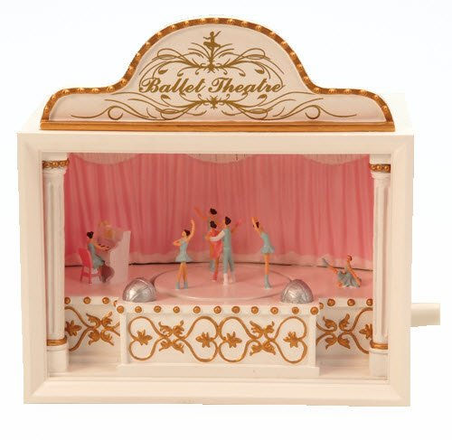 Ballet Theatre with Rotating Scene within