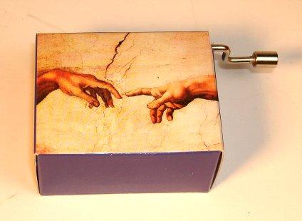 Hand Crank Michelangelo