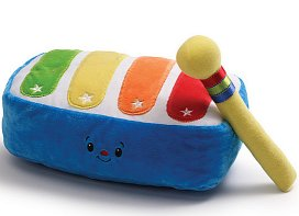 Plush Color Fun Xylophone by Gund