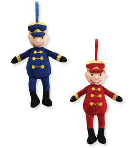 Plush Musical Toy Soldier from the Nutcracker suite  by Gund