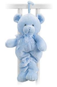 Plush My First Teddy in Blue by Gund