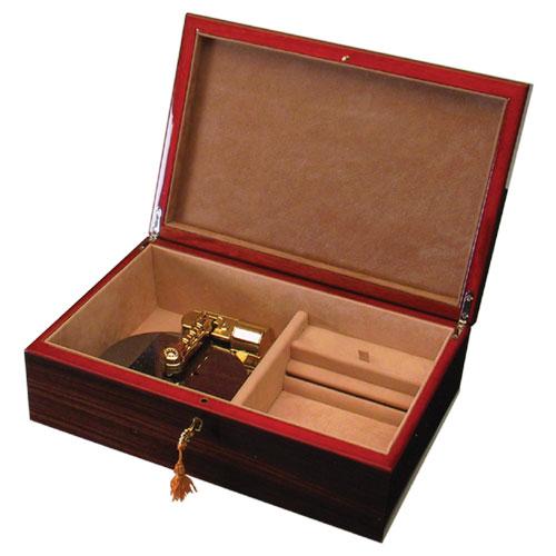 Disc Boxes - The Simplicity 5  Prestige Symphonium