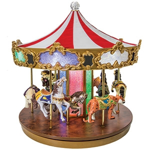 Carousel and Merry Go Rounds