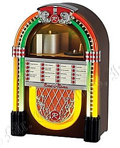 Rock-O-Rama Juke Box by Mr Christmas