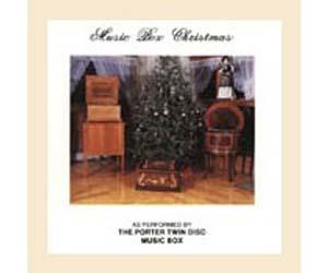 Porter CD Music Box Christmas