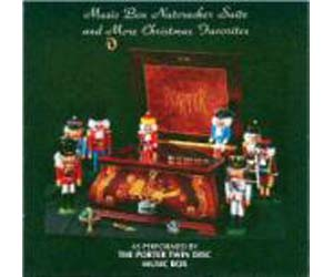 Porter CD Nutcracker Suite and more Christmas Favorites