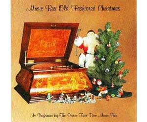 Porter CD Old Fasioned Christmas