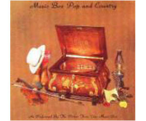 Porter CD Pop and Country Tunes