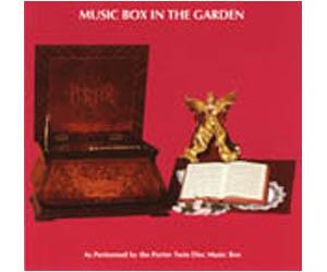 Porter CD In the Garden