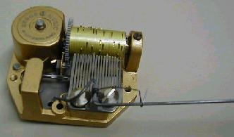 18 note Reuge mechanism