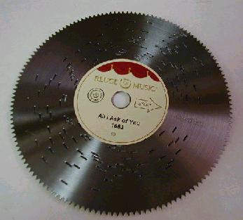 authentic discs for Thorens, Reuge and Romance disc players