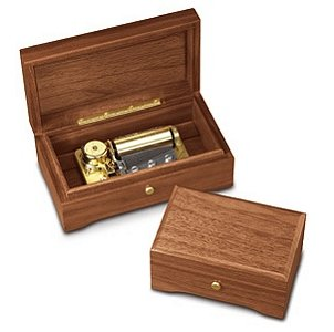 Reuge Music Box The L'Auberson